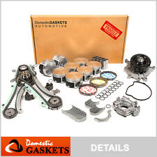 02-03 Dodge Dakota Durango Ram 1500 4.7L NGC SOHC Engine Rebuild Kit VIN N