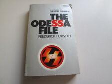 Acceptable - The Odessa File - Frederick Forsyth 1973-01-01   Corgi