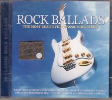 2CD Audio ROCK BALLADS - The most beautiful classic rock song - 2004
