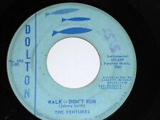 THE VENTURES Walk Don't Run 45 VG+ The Mc Coy Dolton No. 25X DO-670 McCoy