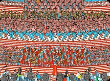 (13948) Postcard Where's Wally? The Musical.