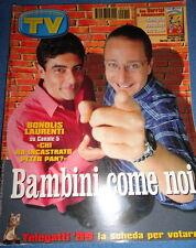 TV guide Italia Sorrisi e Canzoni 4/1999 Natasha Stefanenko Slobodan Milosevic