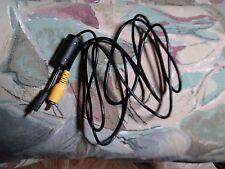 câble vidéo rca pour appareil photo numérique