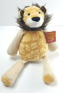 Roarbert The Lion Scentsy Buddy 2010 New With Tags Toy Plush