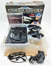 SEGA Mega Drive Mk 1 Video Game Console PAL BOXED TESTED