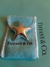 Pin, Excellent Condition, Pouch Included Tiffany & Co. Star Brooch