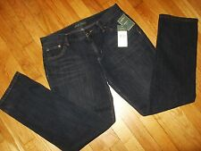 Womens Jeans Ralph Lauren Boyfriend Fit Size 4 New With Tags