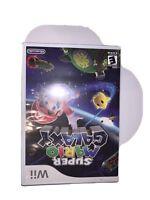 Super Mario Galaxy (Nintendo Wii, 2007) Ships Fast