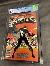 MARVEL SUPER HEROES SECRET WARS #8 | 1984 | CGC 9.2 NM WP | NEWSSTAND