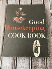 Vintage Good Housekeeping Cookbook 1961