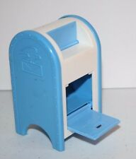 Fisher Price Loving Family Dream Dollhouse Mail carrier Post Letter Box USPS