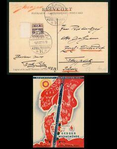 Mayfairstamps Denmark 1937 Copenhagen to Switzerland Kontinentet Skandinavien Po