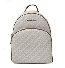 Michael Kors Abbey Jet Set Leather Backpack - Large