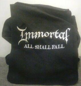 Immortal Logo Backpack