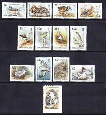 FALKLAND IS QEII 2003 SG954/60 set of 12 Birds +1 booklet stamp superb u/m cv£52