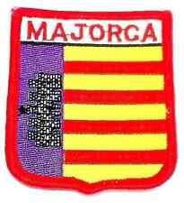 Majorca Embroidered Patch