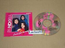 Pandora Locas Por La Musica 1990 Emi Cd Mexico