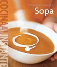 Williams-Sonoma. Cocina al Instante: Sopa (Coleccion Williams-Sonoma) -ExLibrary