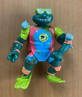 Vintage 1990 Sewer Surfer Mike Vintage TMNT Ninja Turtles Action Figure Loose
