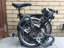 Brompton P6R-X Titanium Superlight 6 Speed Folding Bike - Worldwide Shipping