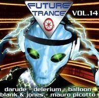 Future Trance 14 (2000) Darude, Delerium, Balloon, Mauro Picotto.. [2 CD]