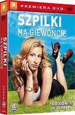 SZPILKI NA GIEWONCIE - sezon 1 - 4 DVD BOX -Polen,Polnisch,Polska,Poland,Polonia