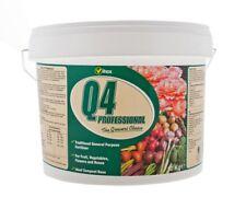 Vitax Q4 Professional Traditional Garden Fertiliser 10kg Tub