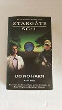 Stargate Sg-1 Do No Harm book by Karen Miller paperback
