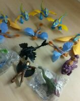 McDonalds Happy Meal How To Train Your Dragon Plastic Toys Joblot of 12
