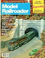 Model Railroader Magazine - November 1991