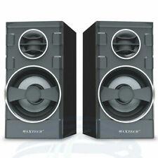 Altoparlanti casse per pc acustica stereo aux audio digital 20W MAXTECH CA SS002