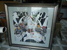 Jiang Tie Feng Framed COA Girl of Suzhou Limited Edition
