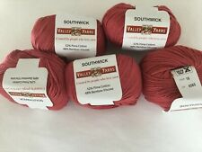Valley Yarns Southwick - 5 balls - 18 Persimmon - Cotton/Bamboo