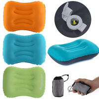Naturehike Ultralight Portable Air Inflatable Pillow For Hiking Camp Travel SD