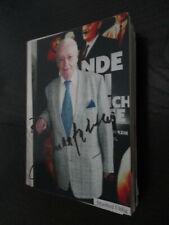 Manfred Uhlig Foto TV Musik Film original signierte Autogrammkarte