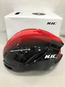 HJC Furion 2.0 Semi-Aero Road Bicycle Helmet Size L (58-63cm )- Fade Red