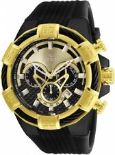 Invicta 24699 Bolt Men's Chronograph 52mm Stainless Steel Black Dial Watch