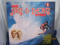 """THE JAN & DEAN STORY 12"""" Vinyl LP & Jacket, All in Exc.Cond. Fast ShippIng"""