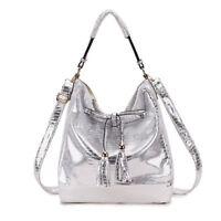 Women Handbags Hobo Tassel Shoulder Bags Big Vintage Crossbody Messenger Bag