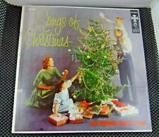 The Norman Luboff Choir – Songs Of Christmas (Columbia – CL 926)