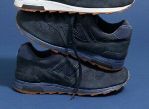 NEW New Balance x J.Crew 1400 Midnight Pack Navy Made in USA Size 11.5