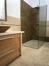 Piastrelle - 30,5x60,5x1,2 cm in pietra travertino per  interni / esterni