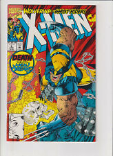 X-Men Marvel Comics #9 VF 8.0 Jim Lee art Wolverine Gambit Ghost Rider 1992