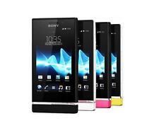 ST25 Original SONY Xperia U ST25i 8GB 3.5'' 5MP Unlocked Android OS WiFi GPS 3G