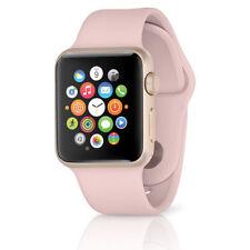 Apple Watch Series 1 42mm Rose Gold Aluminum Case Pink Sand Sport Band