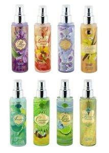 Linea Bio Simmering Body & Hair Mist Parfum Spray Premium Fragrance 180 ml
