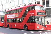 New bus for London - Borismaster LT492 6x4 Quality Bus Photo