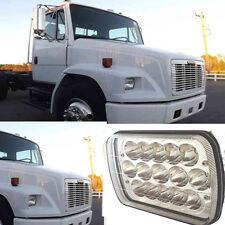 1PC LED Headlight Sealed High Low Beam Fit For Freightliner 50 60 70 80 Replace