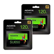 120GB SSD SATA 3 2.5 Internal Solid State Drive SATA III Desktop Notebooks Lot 2