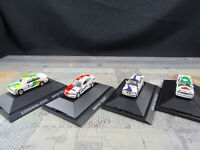 Herpa 4x Rennsportmodelle BMW  H0 1:87 HCJ67 gebraucht